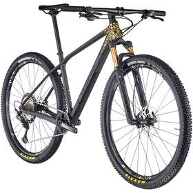 Orbea Alma M-Pro, carbon/gold